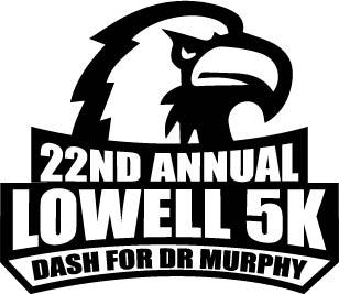 2019 Lowell 5k Logo